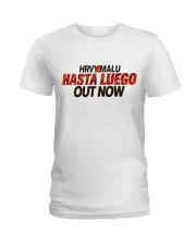 HRVY 99 HASTA LUEGO HOODIE T-SHIRT Ladies T-Shirt thumbnail