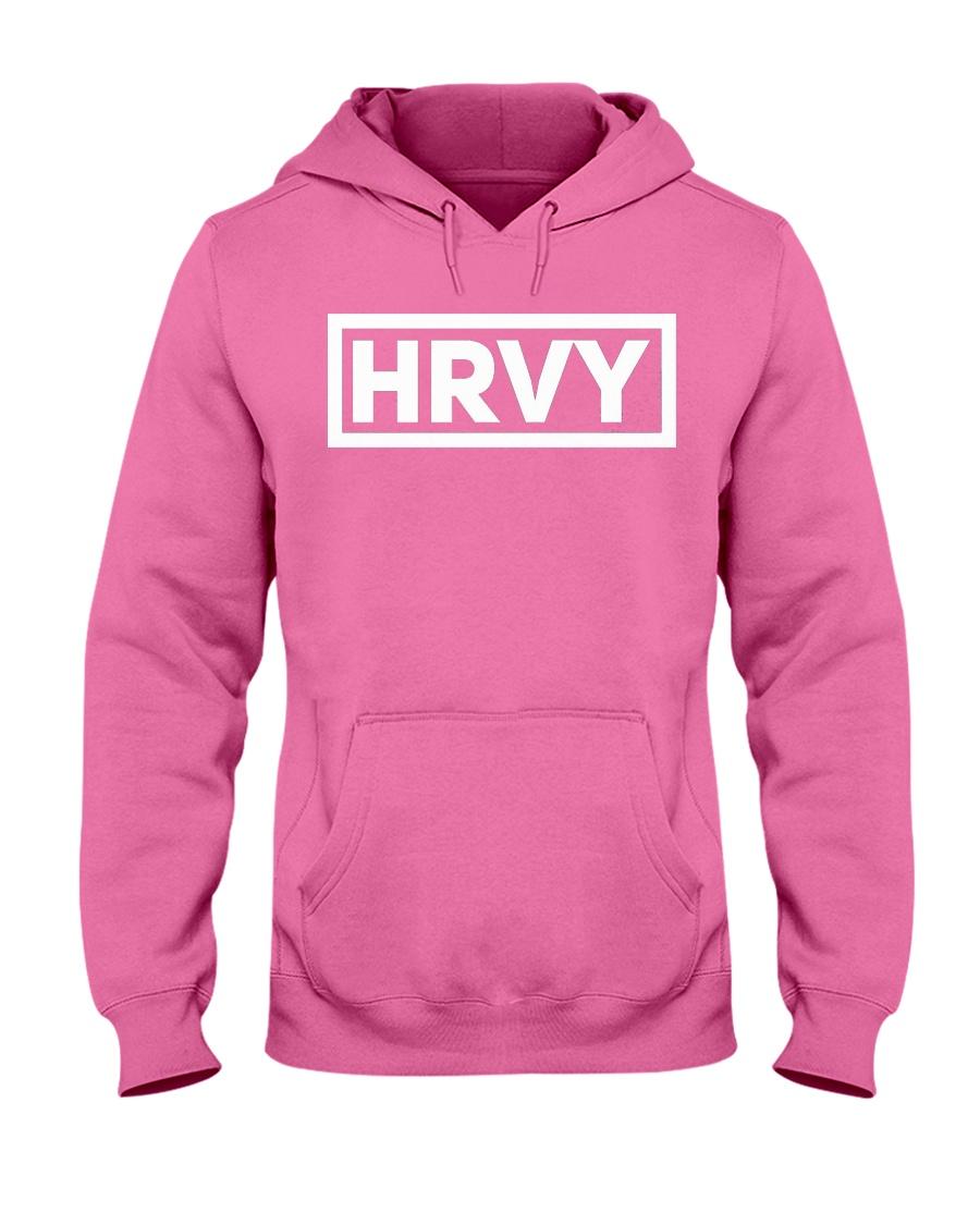 HRVY HRVY T SHIRT PHOBIA HOODIE Hooded Sweatshirt