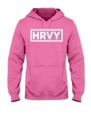 HRVY HRVY T SHIRT PHOBIA HOODIE Hooded Sweatshirt front