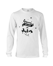 Queens Are Born In July Long Sleeve Tee thumbnail