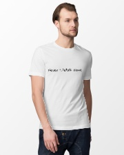 Never Walk Alone Classic T-Shirt lifestyle-mens-crewneck-front-12