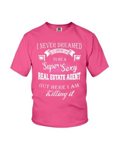 Hot Black Real Estate Agent