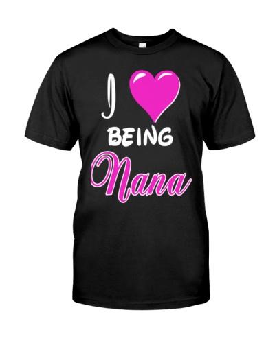 BEING NANA
