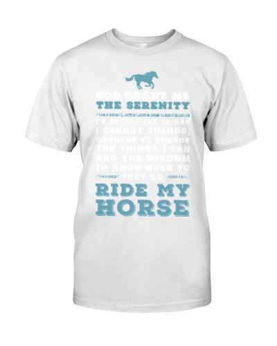 RIDE MY HORSE