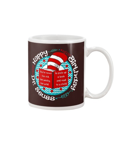 Happy birthday Dr Seuss teacher