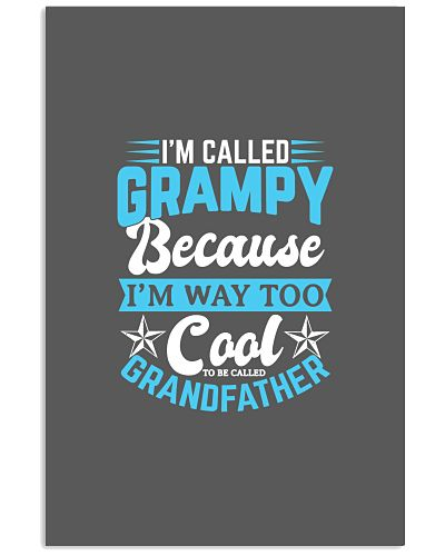 I'm Called GRAMPY Gifts Fathers Day Grandpa Shirt