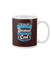 Cool GRANDDAD Grandpa Fathers Day Shirts Mug thumbnail