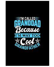 Cool GRANDDAD Grandpa Fathers Day Shirts 11x17 Poster thumbnail