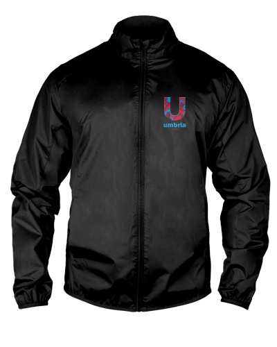 UMBRLA Studios Embroidered Lightweight Jacket