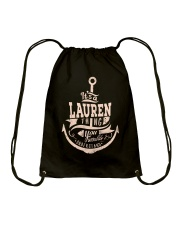 Lauren Thing Drawstring Bag thumbnail