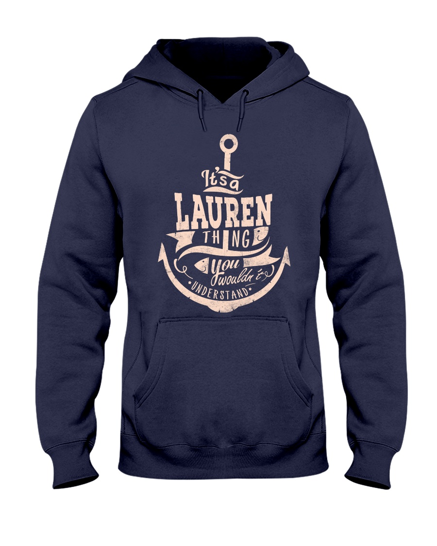 Lauren Thing Hooded Sweatshirt