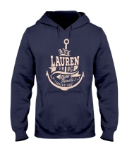 Lauren Thing Hooded Sweatshirt front