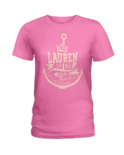 Lauren Thing Ladies T-Shirt thumbnail
