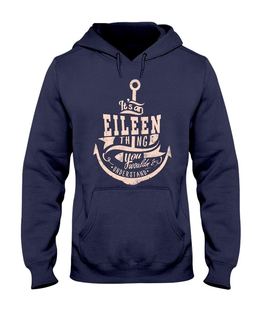 Eileen Thing Hooded Sweatshirt
