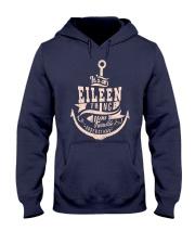 Eileen Thing Hooded Sweatshirt front