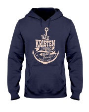 Kristen Thing Hooded Sweatshirt front