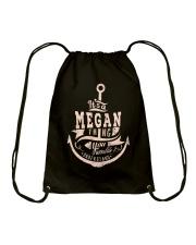 Megan Thing Drawstring Bag thumbnail