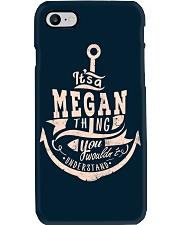 Megan Thing Phone Case thumbnail
