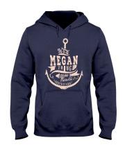 Megan Thing Hooded Sweatshirt front