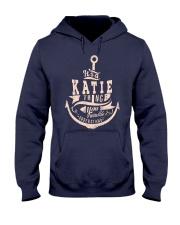 Katie Thing  Hooded Sweatshirt front