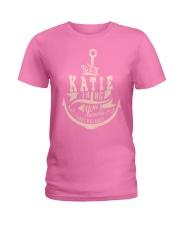 Katie Thing  Ladies T-Shirt thumbnail