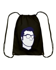 Alex Merced Silouette Emblem T-Shirt Drawstring Bag thumbnail
