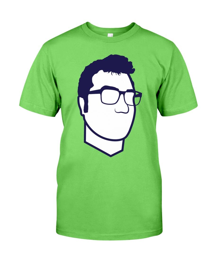 Alex Merced Silouette Emblem T-Shirt Classic T-Shirt