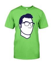 Alex Merced Silouette Emblem T-Shirt Classic T-Shirt front