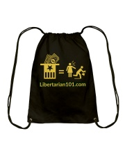 Taxation is what Drawstring Bag thumbnail