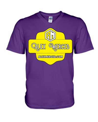 Alex Merced Emblem T-Shirt