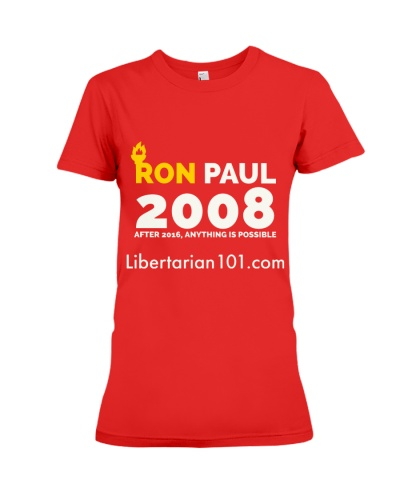 Post-2016 Ron Paul 2008 T-Shirt