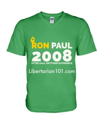 Post-2016 Ron Paul 2008 T-Shirt