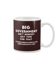 Big Government T-Shirt Mug thumbnail