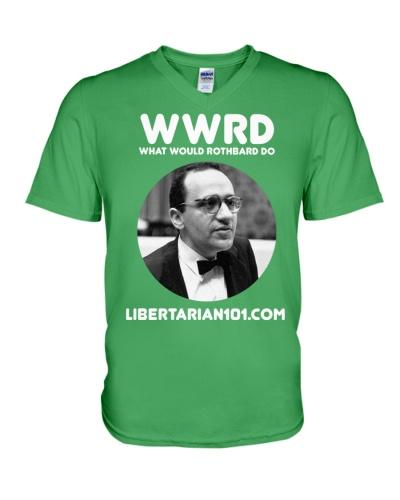 What Would Rothbard Do T-Shirt