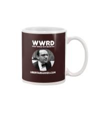 What Would Rothbard Do T-Shirt Mug thumbnail