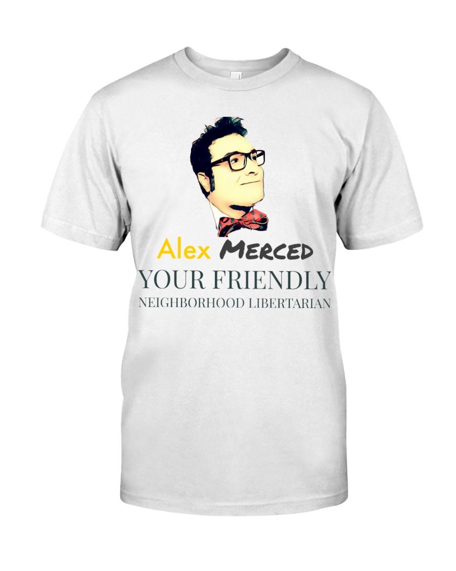 Alex Merced Neighborhood T-Shirt Classic T-Shirt