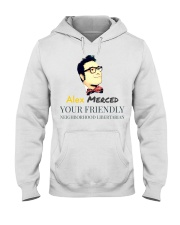 Alex Merced Neighborhood T-Shirt Hooded Sweatshirt thumbnail