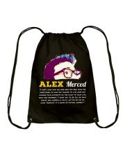 Libertarian World T-Shirt Drawstring Bag thumbnail
