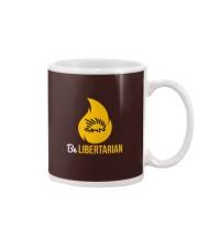 Be Libertarian 2 T-Shirt Mug thumbnail