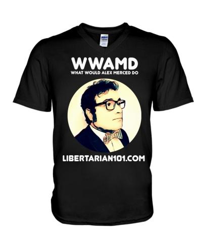 What Would Alex Do T-Shirt