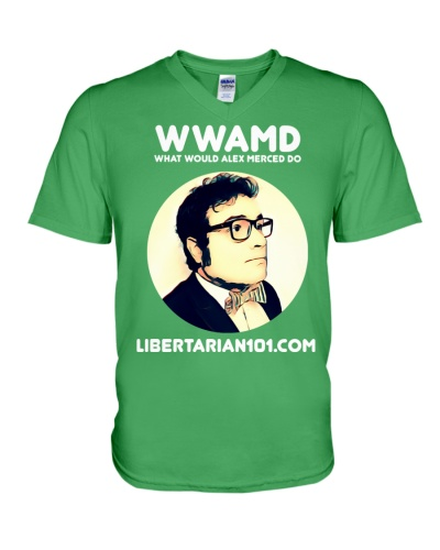 What Would Alex Do T-Shirt