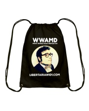 What Would Alex Do T-Shirt Drawstring Bag thumbnail