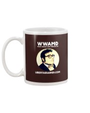 What Would Alex Do T-Shirt Mug back