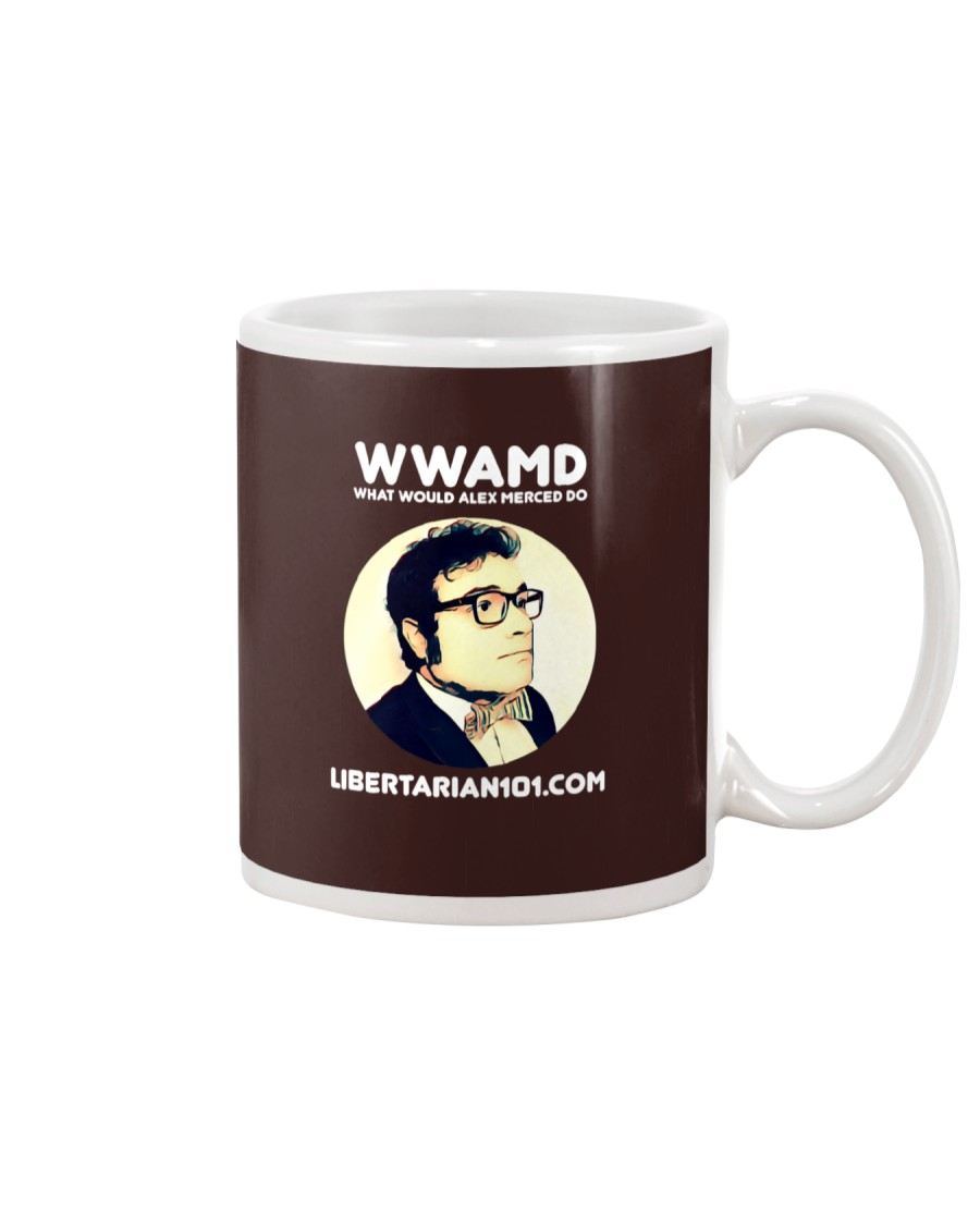 What Would Alex Do T-Shirt Mug