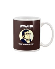 What Would Alex Do T-Shirt Mug front