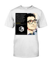 Alex Merced Quote 1 Premium Fit Mens Tee thumbnail
