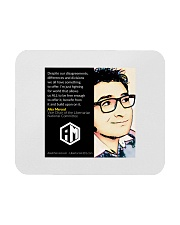 Alex Merced Quote 1 Mousepad front