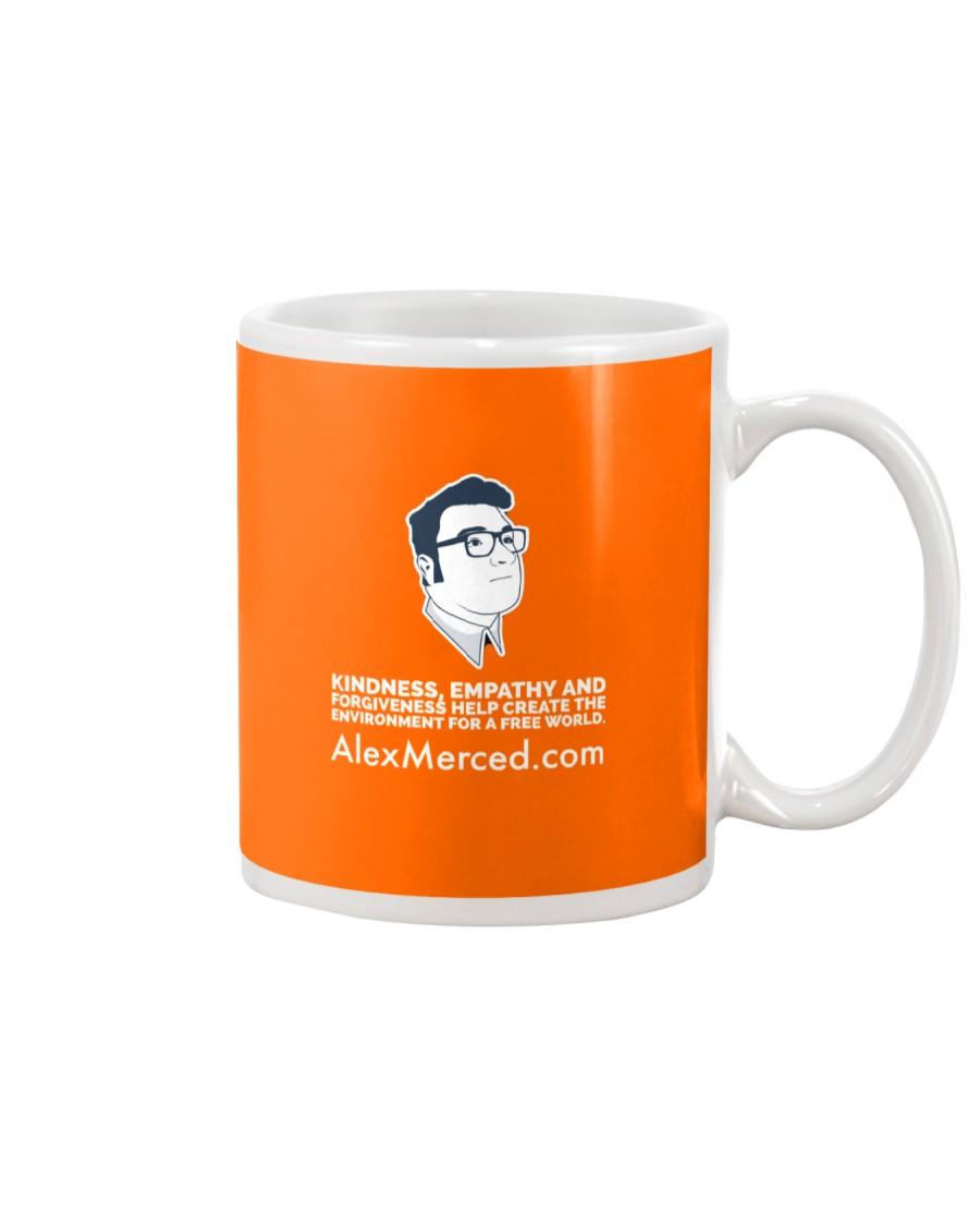 Kindness World T-Shirt Mug
