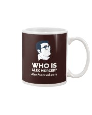 Who is Alex Merced T-Shirt Mug tile