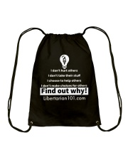 Find out why Drawstring Bag thumbnail